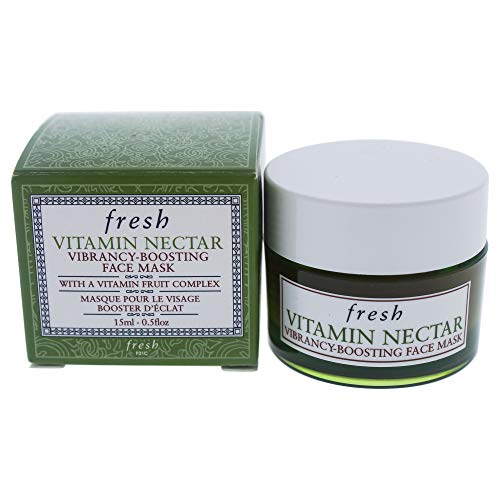 Fresh Vitamin Nectar Vibrancy-boosting Face Mask By Fresh for Women - 0.5 Oz Mask, 0.5 Oz : Beauty