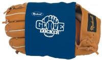 Markwort Baseball Glove Locker, Royal: Sports & Outdoors