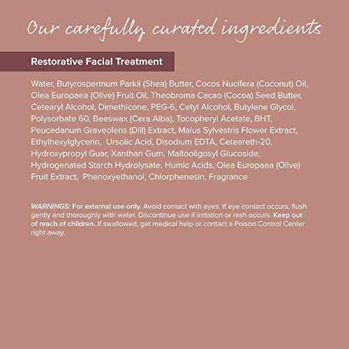 Crépe Erase Advanced, Restorative Facial Treatment with Trufirm Complex, Original Citrus Scent, Introductory Size/0.5 oz: Premium Beauty