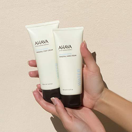 AHAVA Dead Sea Mineral Hand Creams: Premium Beauty