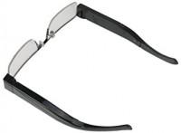 HD 1080P Clear Eye Glasses Covert Hidden Camera WiFi IP by StuntCams : Camera & Photo