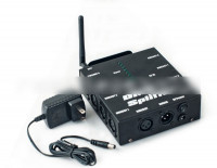 Stage Lighting Dimmer Pack 8 Channels Wireless Signal Amplifier Computer Light Controller DMX512