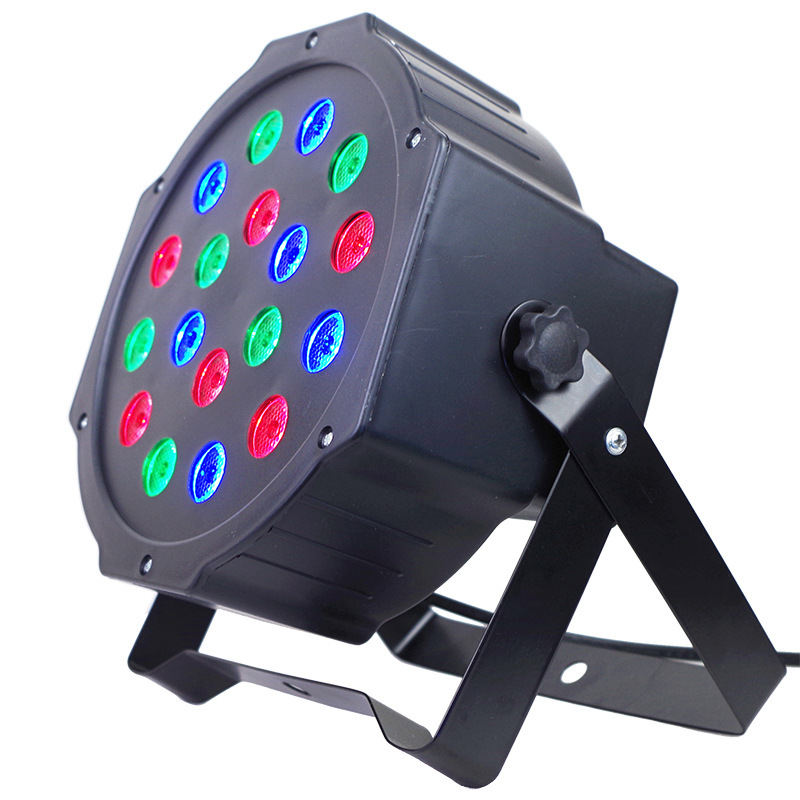 18 Led Par RGB Light with Remote Control