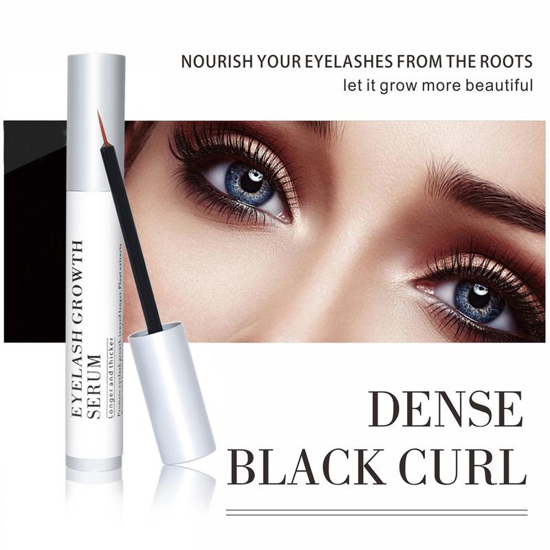 Eyelash Growth Liquid Serum  5 ml. Longer and Thicker