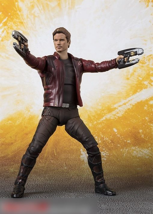 Hand-Making Model Doll of Peter Quill from Guardians Of The Galaxy Hand-Making Model