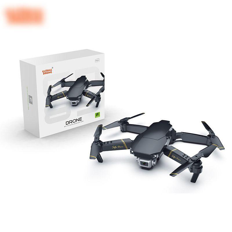 Remote Control Mini Foldable Quadrocopter, 4K Camera