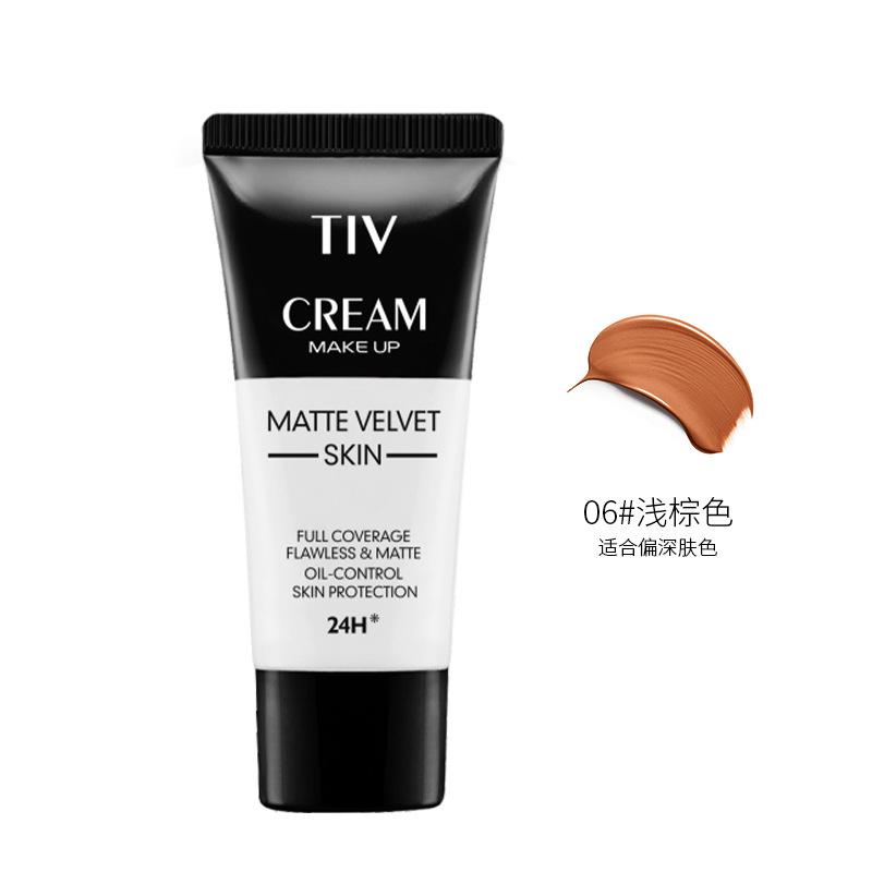 Perfect Cover Oil Control BB Cream Long-Lasting Waterproof