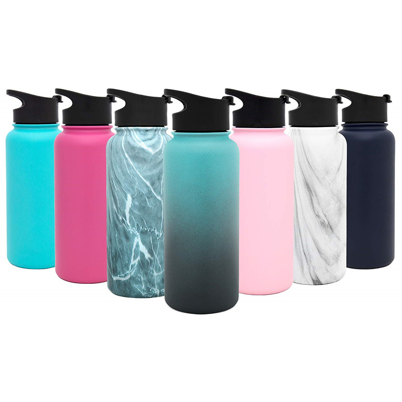 350 to 1200ml Stainless Steel Water Bottle