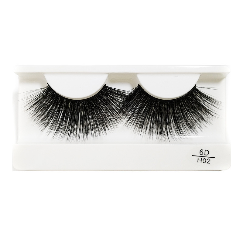 6D H0 to H9 25mm Mink Eyelashes