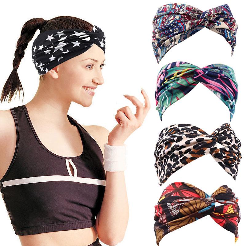 Elastic Sport hairbands