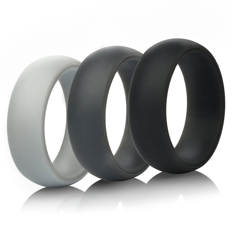Single-sided Silicone Ring