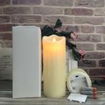 Tearing Swing LED Electronic Candle Light Night Light Flashing Wedding Light Club Atmosphere Light Guide Street Light