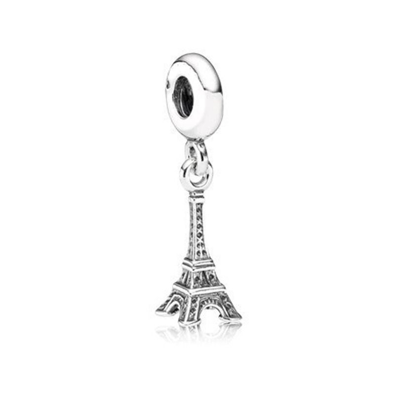 Beads Pendant Eiffel Tower Jewelry Accessories