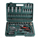 94-piece Sleeve Hardware Tool Set Wrench Auto Repair Tool Auto Repair Wrench Set Kit