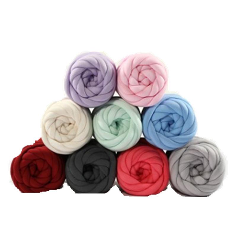 2cm Cored Gauze Line 2 Catty Blanket Line Core Yarn Handmade DIY Woven Pillow Cushion Line