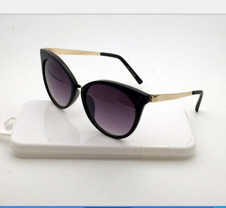 Retro Ladies Cat Eye Sunglasses