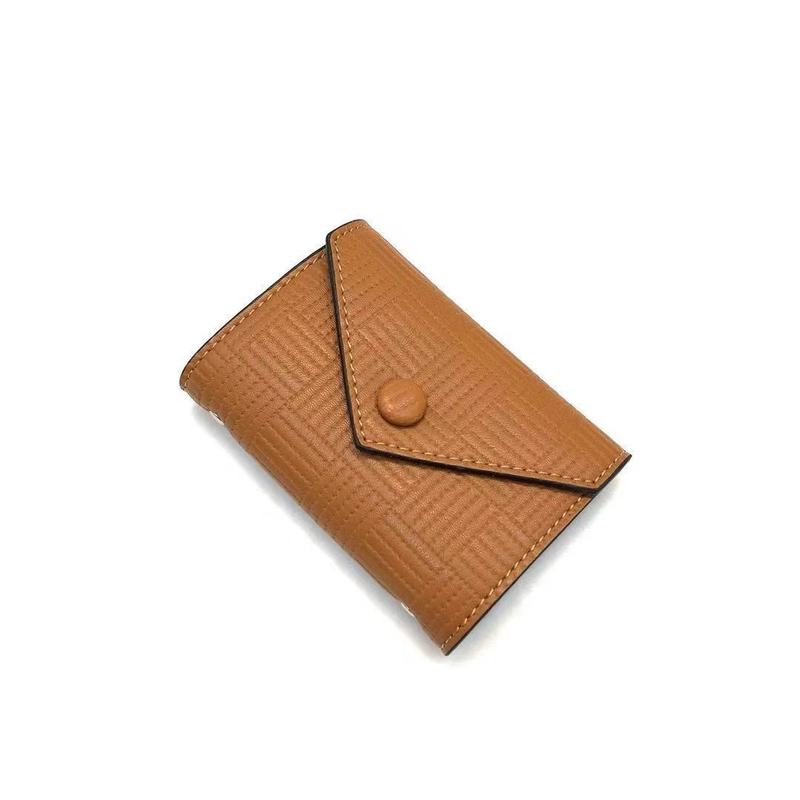 Korean Version Of Multifunctional Large-capacity Embossed Leather Wallet