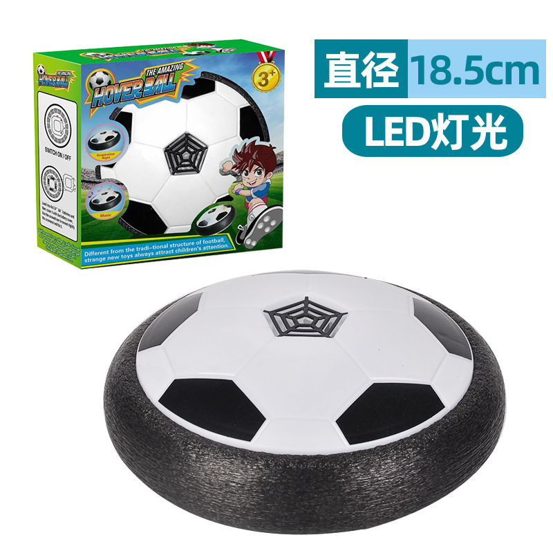 Transparent Electric Air Cushion Suspended Soccer