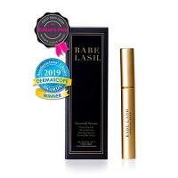 Babe Lash Eyelash & Brow Enhancer Serum for Natural, Fuller & Longer Looking Eyelashes - Eyelash Booster Hydrates Lashes - Used on Lash, Brow & Lash Extensions - 2 ML: Babe Lash: Beauty