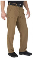 5.11 Tactical Men's Fast-Tac Urban Pants, Water-Resistant Finish, Self-Adjusting Waistband, Style 74461: Sports & Outdoors