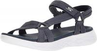 Skechers Women's On-The-go 600-Brilliancy Sport Sandal   Shoes