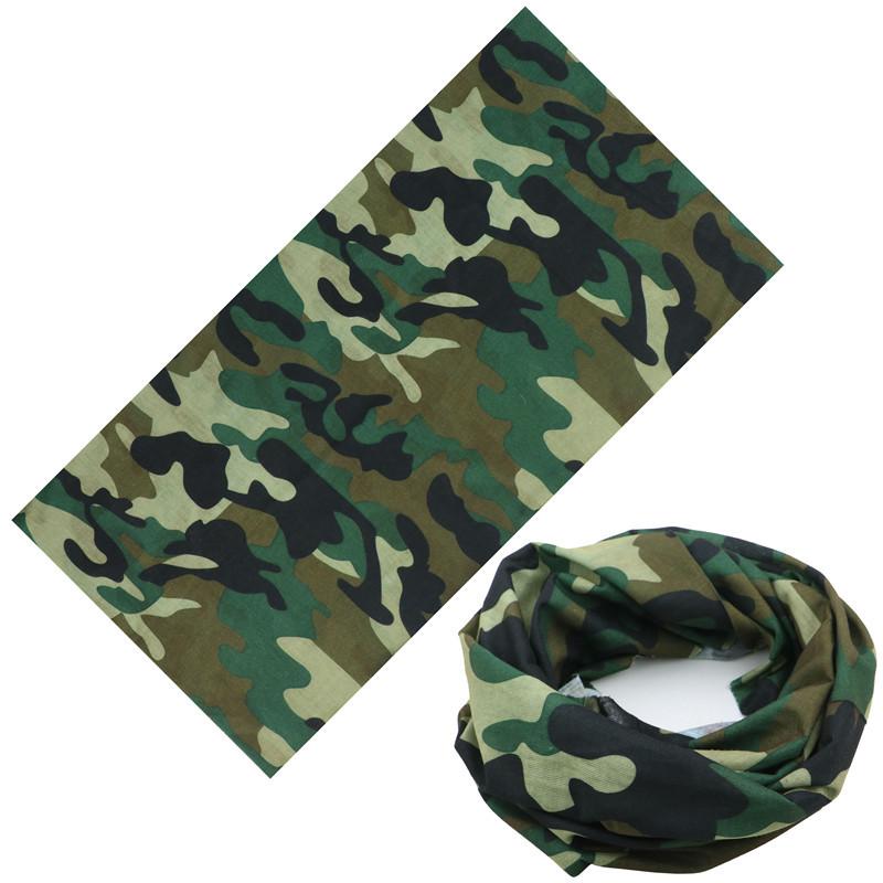 Outdoor Seamless Elastic Headband