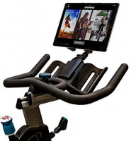 Spinning Deluxe Media Mount - Compatible w/Dual Water Bottle Holder Spin Bikes : Sports & Outdoors