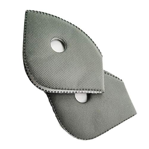 Authentic Replacement Parts, Active Carbon Filters for Mesh or Neoprene Mask,20 Pack: Beauty