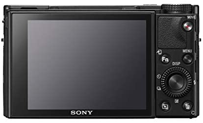 Sony RX100 VII Premium Compact Camera with 1.0-type stacked CMOS sensor (DSCRX100M7) : Camera & Photo