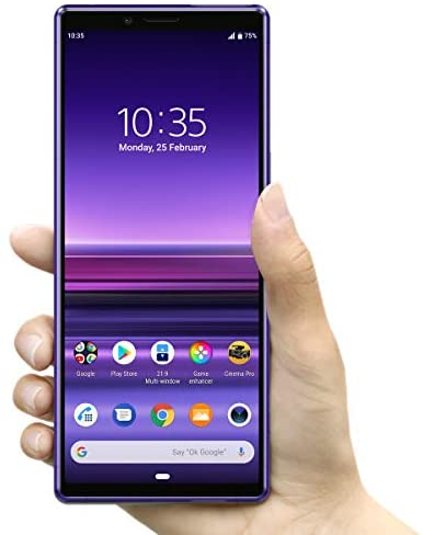 Sony Xperia 1 Unlocked Smartphone and WH1000XM3 Wireless Noise Cancelling Heaphones