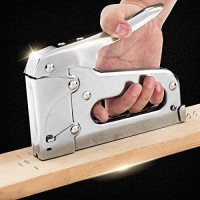ARROW Staple Gun T50 Heavy Duty Kit with 1875 Staples and Remover: Home Improvement
