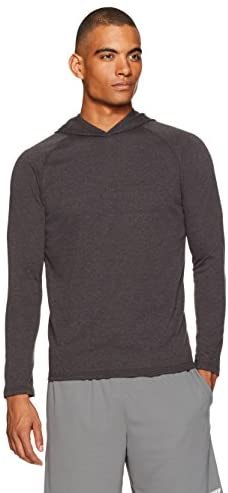 Men's Performance Hooded Shirt: Clothing