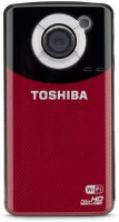 Toshiba Camileo AIR10 with 4GB SD Card Camileo Air10 (Discontinued by Manufacturer) : Camcorders Pocket Video Camera : Camera & Photo