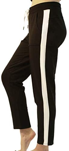 Nanette Lepore Play Track Stripe Tapered Pant: Clothing