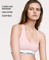 Calvin Klein Women's Modern Cotton Bralette at Women's Clothing store