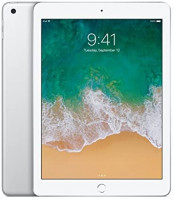 "Apple iPad 9.7"" with WiFi 32GB- Space Gray (2017 Model) (Renewed) : Computers & Accessories"