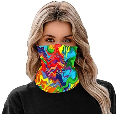 Womens Face Mask Sun Protection Mask Hunting Mask Bandanas Balaclava for Mens at Women's Clothing store