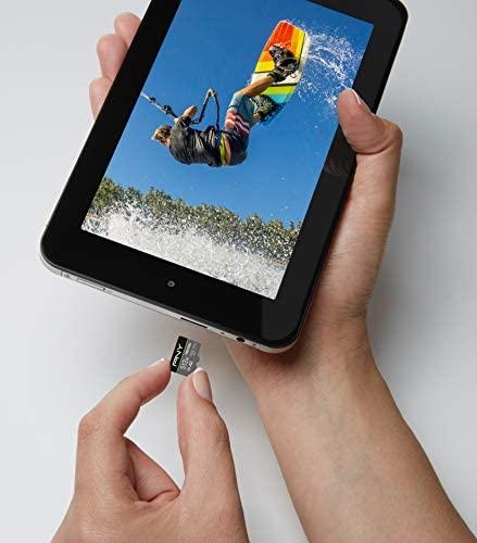 PNY U3 Pro Elite MicroSD Card - 512GB - (P-SDUX512U3100PRO-GE): Computers & Accessories