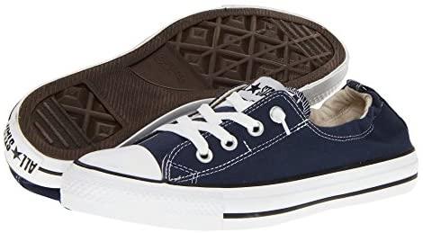 Converse Women's Chuck Taylor All Star Shoreline Linen Slip on Sneaker | Fashion Sneakers