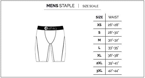 Ethika Mens- The Staple: Clothing