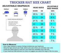 D&J East Trump 2020 Screw Your Feelings Back Mesh Trucker Hat, Unisex, Heather-Red: Clothing