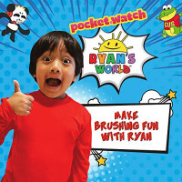 Colgate Kids Toothpaste and Toothbrush Set, Ryan's World: Beauty