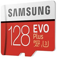 Samsung 128GB EVO Plus Class 10 Micro SDXC with Adapter (MB-MC128GA): Computers & Accessories