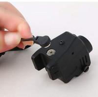 HiLight P5GL 400lm Strobe Flashlight Green Laser Sight Combo (Laser Light Combo) for Pistols Handguns Rifles Built-in USB Rechargeable Battery : Sports & Outdoors