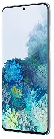 Samsung Galaxy S20+ Plus 5G Factory Unlocked New Android Cell Phone US Version | 128GB of Storage | Fingerprint ID and Facial Recognition | Long-Lasting Battery | US Warranty |Cloud Blue