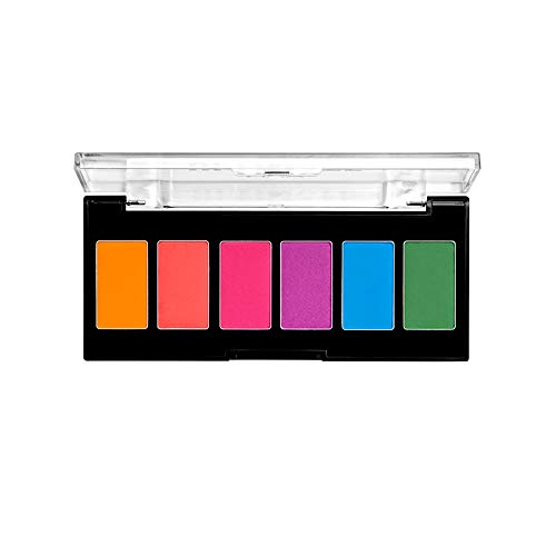 NYX PROFESSIONAL MAKEUP Ultimate Edit Petite Shadow Palette, Eyeshadow Palette, Brights: Beauty