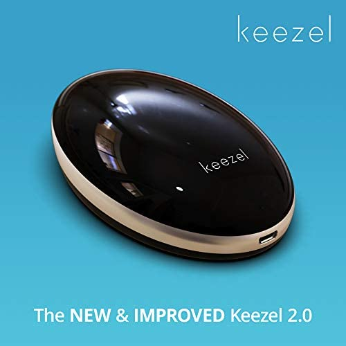 New Keezel 2.0 VPN Portable Router | Built-in Firewall for Wireless Internet Connection | VPN Router That Creates Online Security and Privacy on Any Wi-Fi Network | Travel Power Bank Included: Electronics