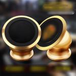 360 Degree Rotation Magnetic Car Mobile Phone Holder