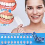 Teeth Whitening Strips Mint Flavor