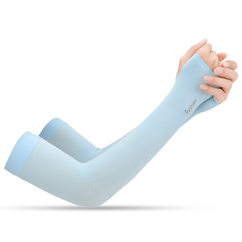 Compression Sun Sleeves for Men & Women for Running, Cycling, Fishing, Golf, Volleyball, Basketball, Baseball & Football